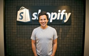 Harley Finkelstein, Shopify