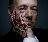 "Kevin Spacey as U.S. Representative Francis J. ""Frank"" Underwood."