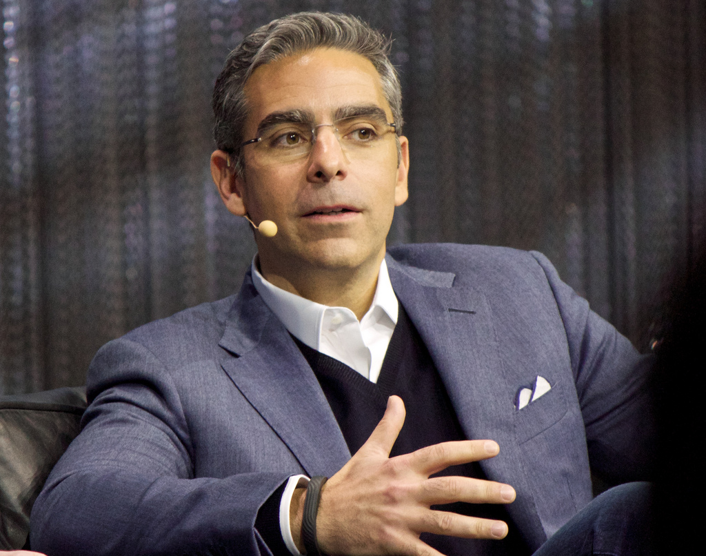 David Marcus, president of PayPal.