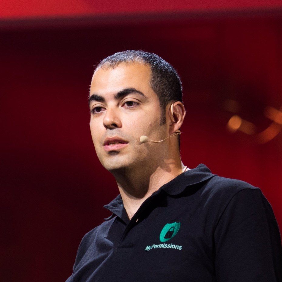 MyPermissions CEO Olivier Amar.