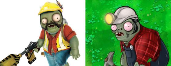 Plants vs. Zombies Garden Warfare Engineer