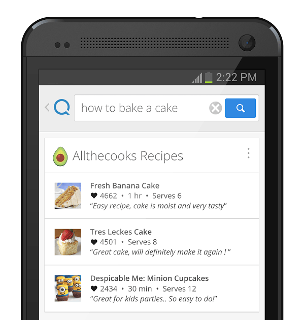 quixey mobile app search