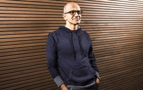 Satya Nadella, Microsoft's new chief executive.