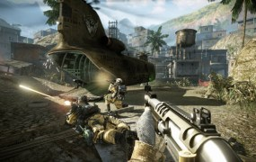 Warface on the Xbox 360