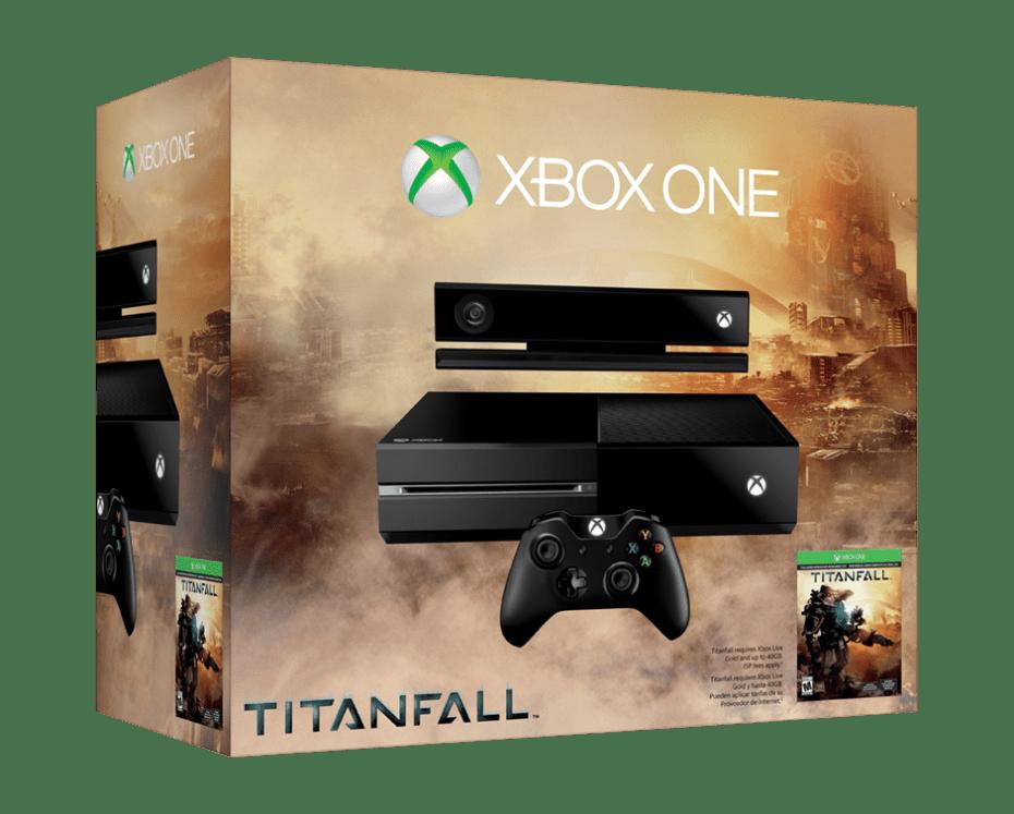 Xbox One Titanfall bundle.
