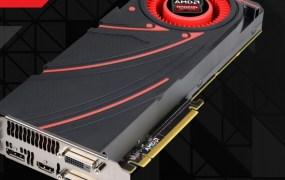 AMD R280 graphics card