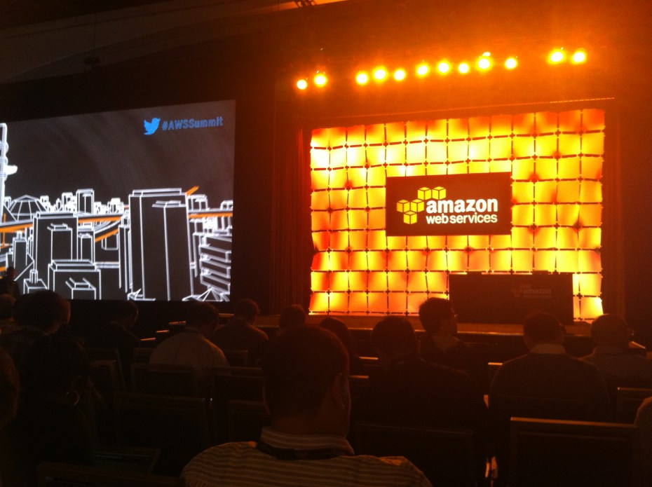 AWS Summit SF 2014 Jordan Novet