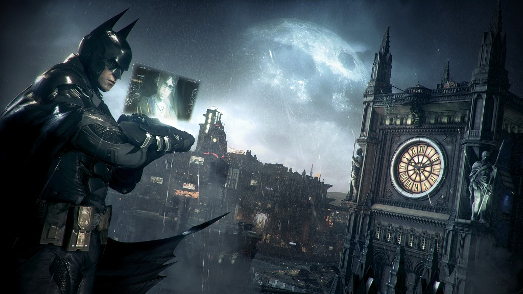 Batman: Arkham Knight -- The Clock Tower