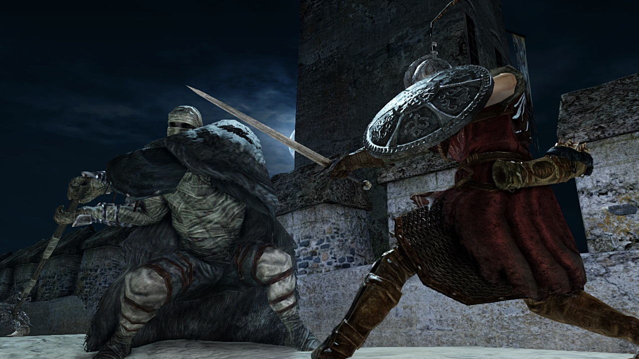 Dark Souls II trims and tightens the original without making it easier.