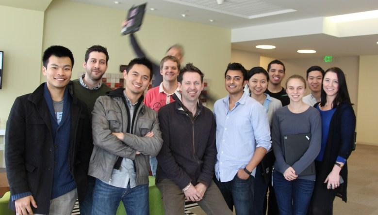 Bing employees in Bellevue, Wash.