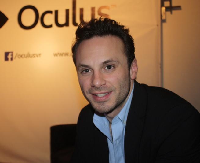 Brendan Iribe of Oculus VR