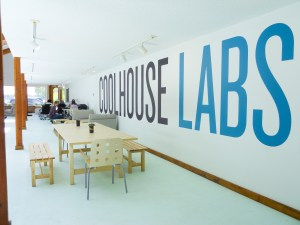 The Coolhouse Labs office