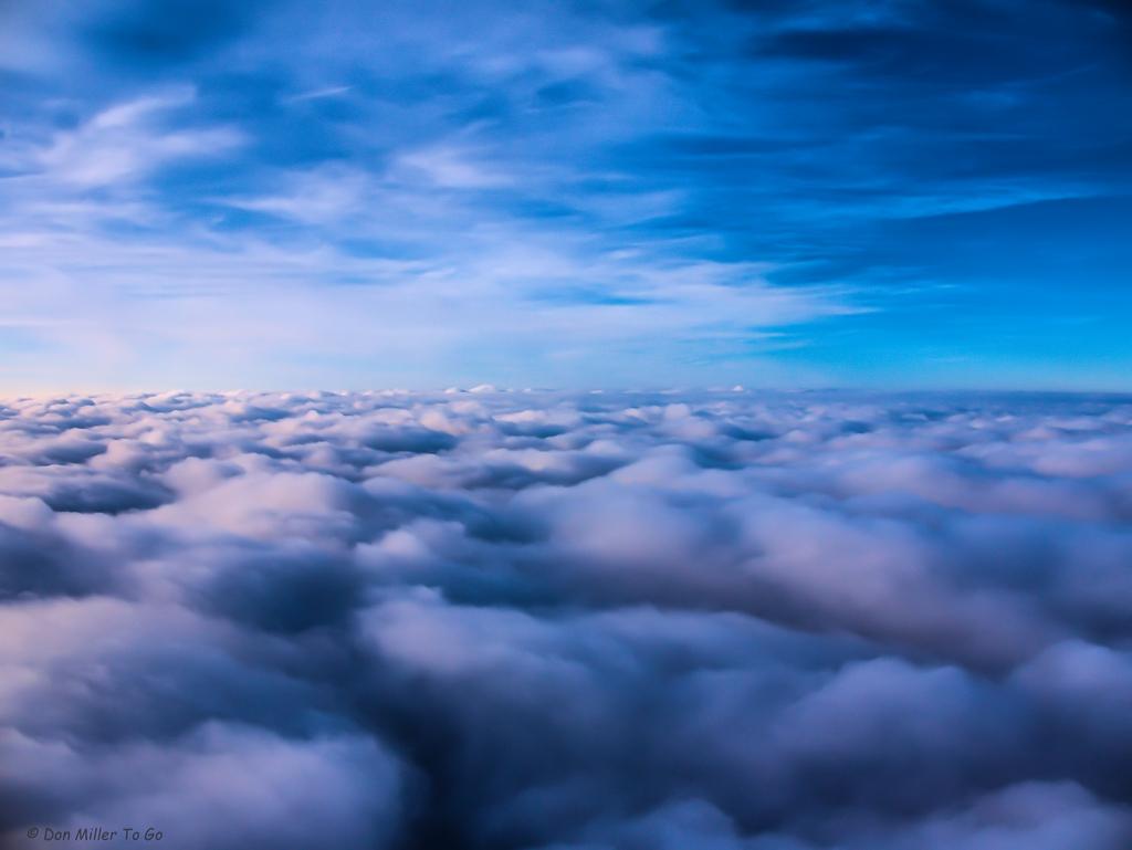 clouds Don Miller Flickr