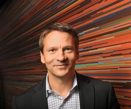 Chris Golec, chief executive of Demandbase.