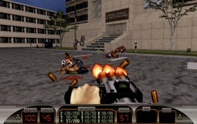 3D Realms' Duke Nukem 3D.