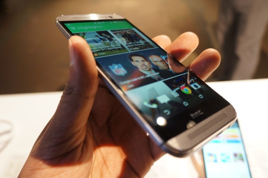 HTC One M8 hands-on 8