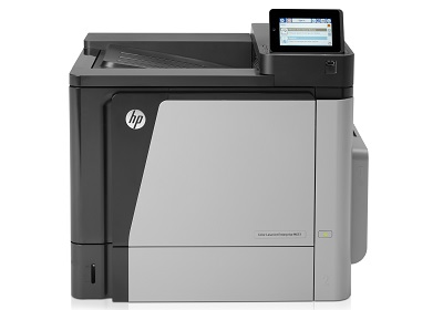 HP M651 color enterprise laser printer