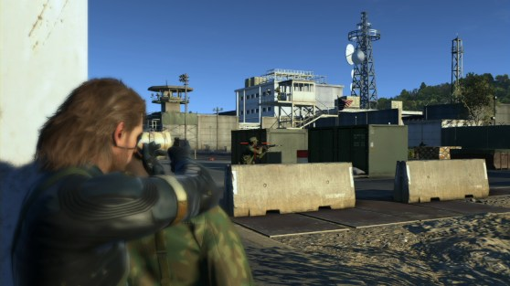 Metal Gear Solid V: Ground Zeroes - Hostage