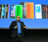 Nokia's developer relations head Amit Patel at Mobile World Congress 2014.