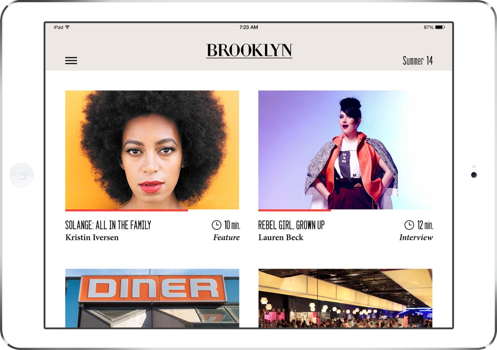 Offline Magazine Brooklyn