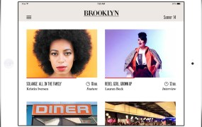 Offline Magazine Brooklyn