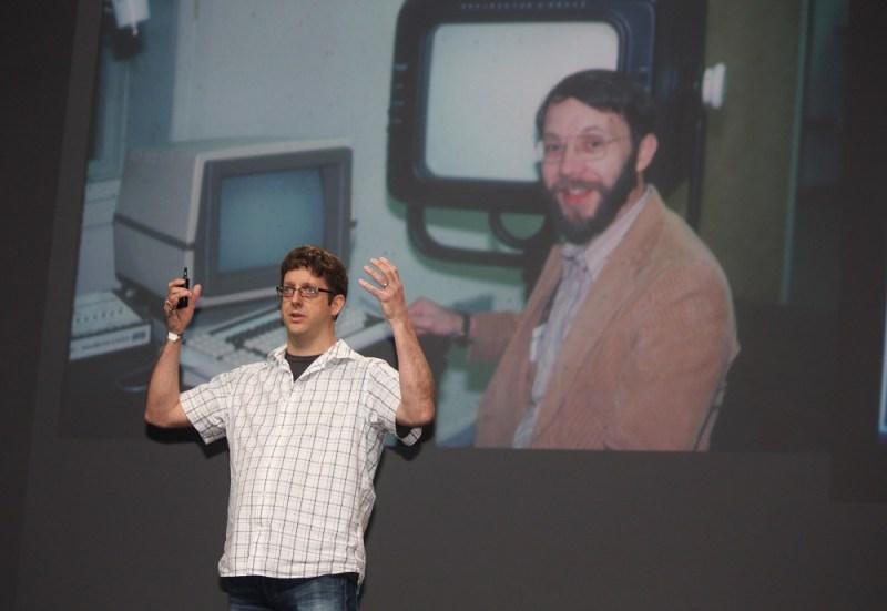 Dirk Van Gelder of Pixar