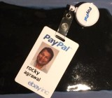 Rocky Agrawal, PayPal employee.