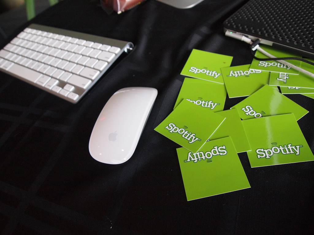Spotify Andrew Mager Flickr