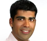 Amplify Ventures founding partner Sunil Dhaliwal.