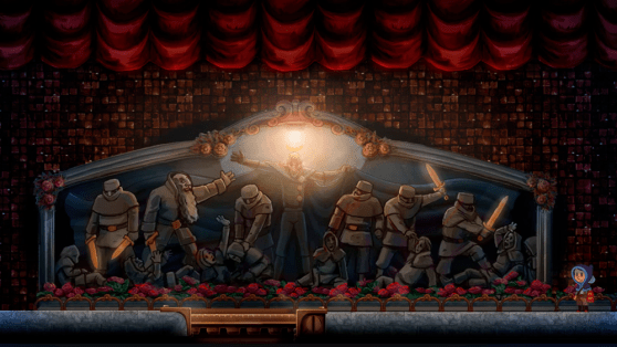 Teslagrad is just one of many indie projects easing its way onto the WiiU