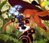 The Witch and the Hundred Knight has a striking, colorful art style.