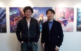 Final Fantasy X|X-2 launch event 3/15/14