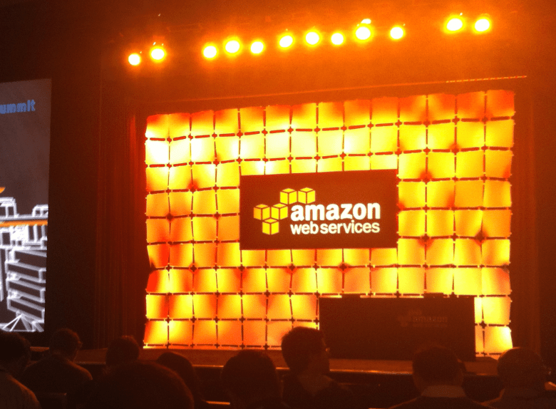 Amazon WEb Services lights