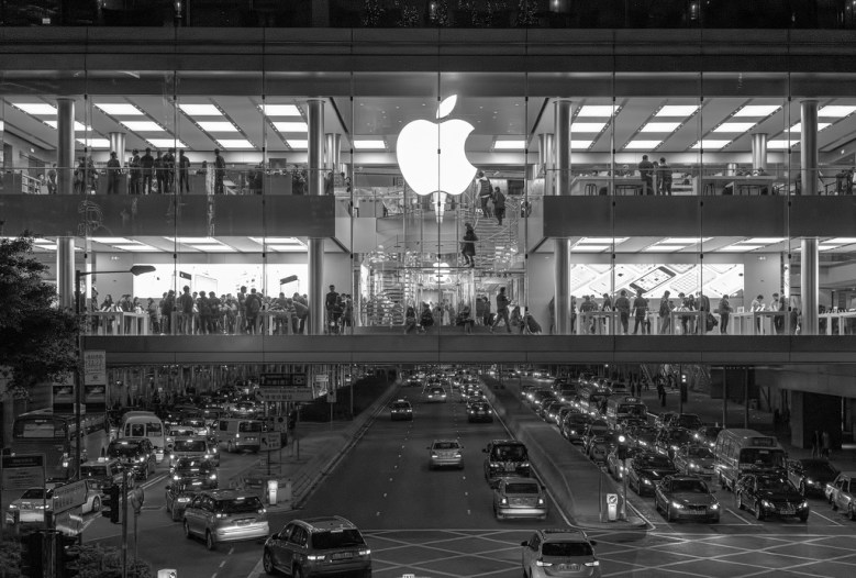 Apple Store Pasu Au Yeung Flickr