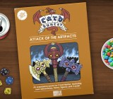 Attack of the Artifacts -- Card Hunter's first expansion. It adds cards, items, modules, and monsters.