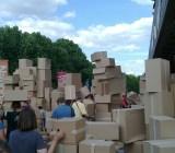 cardboard boxes James Nash Flickr