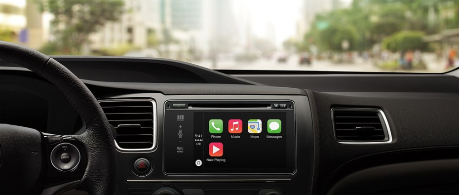 CarPlay Apple smoothgroover22 Flickr