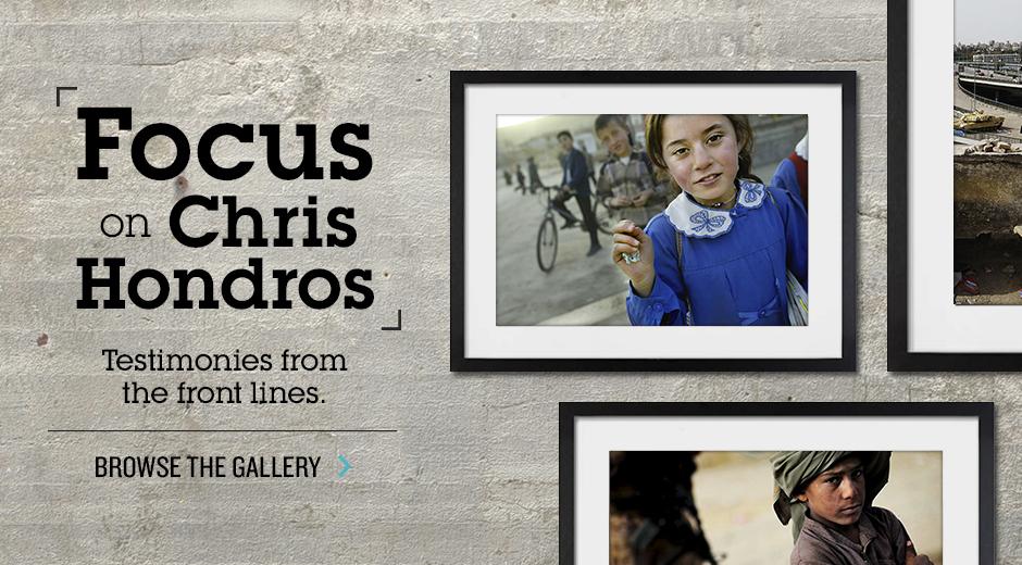 Chris Hondros collection