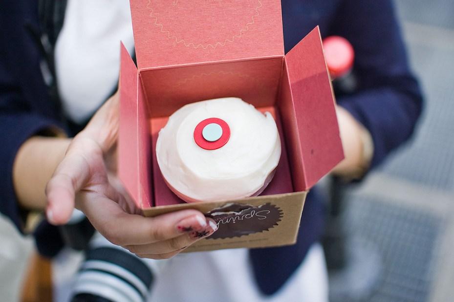 Cupcake Pam Lau Flickr