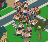 The Quest for Stuff enables players to build their own versions of Quahog.