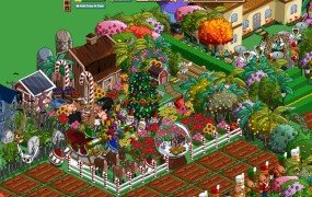 FarmVille from Zynga.