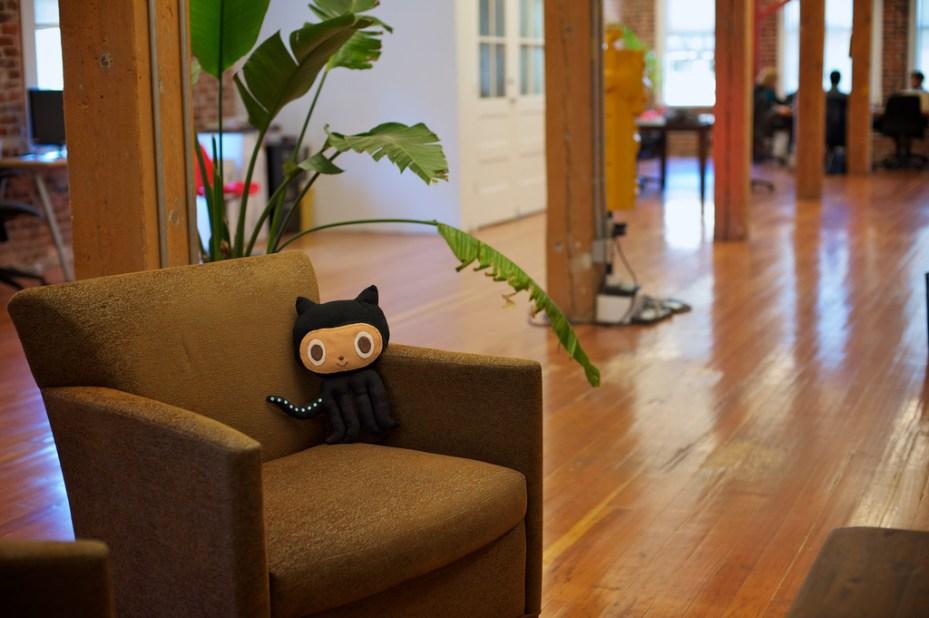 GitHub office Dave Fayram Flickr