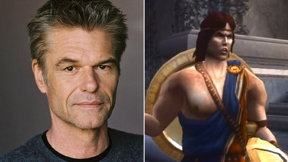 Harry Hamlin as Perseus