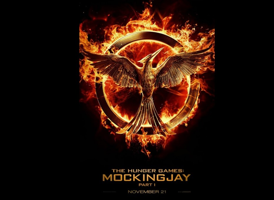 Lionsgate makes movies like The Hunger Games series.