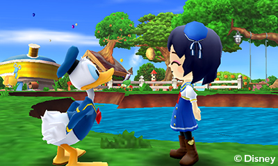 My avatar has a similar Donald Duck outfit. Just manlier.