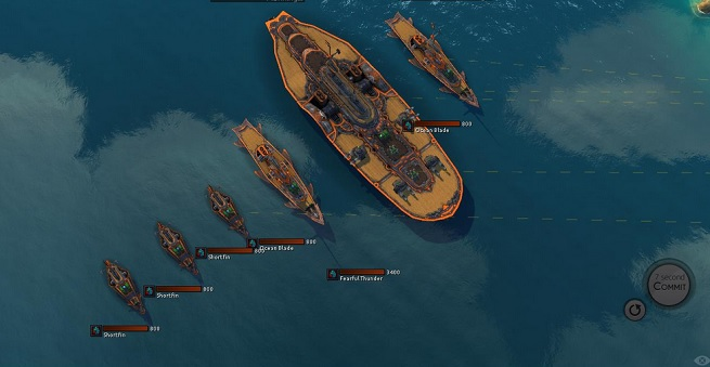 Leviathan: Warships