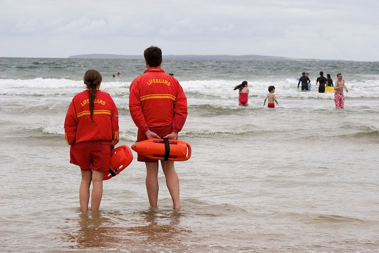 lifeguards final gather Flickr