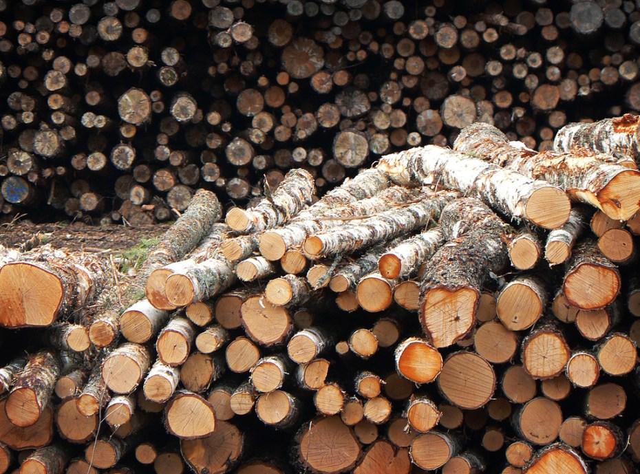 Logs Aapo Haapanen Flickr