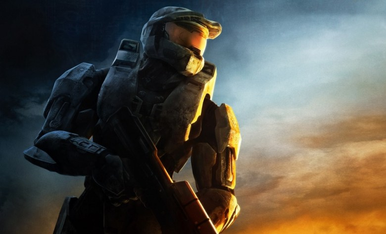 Master Chief from the Halo franchise.