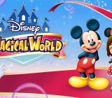 Disney Magical World lets you live and interact with Disney characters like Mickey Mouse.